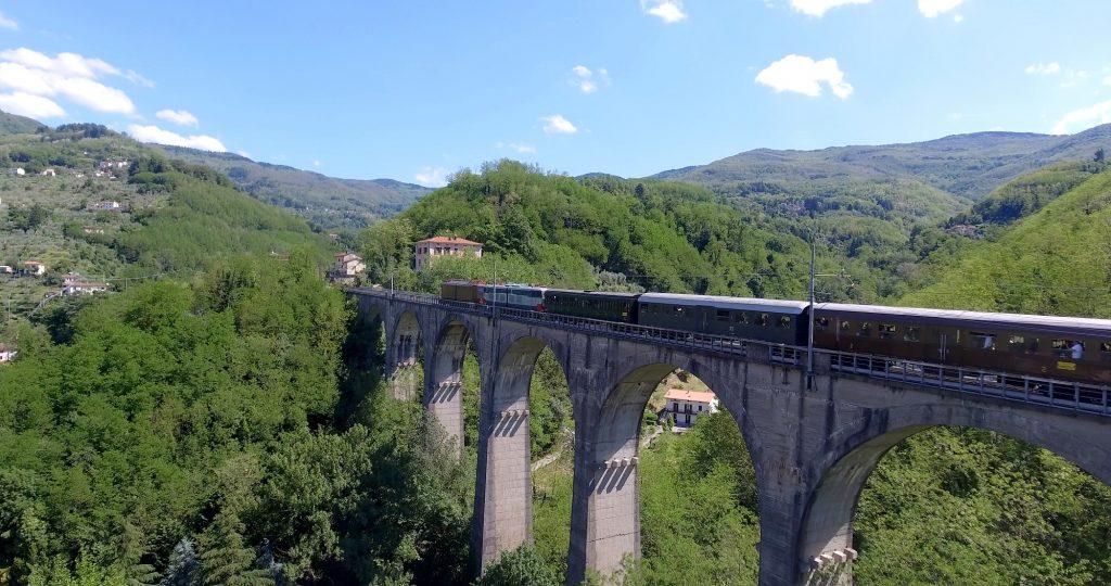 Dal 14 Giugno ogni domenica torna il treno sulla Porrettana