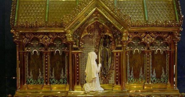 Le Reliquie di Santa Bernadette a Pistoia