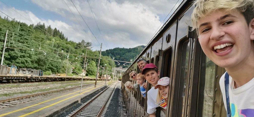 Porrettana Express: un'esperienza da condividere