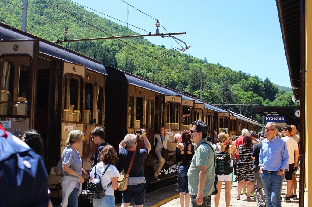 Grande successo per Porrettana Express