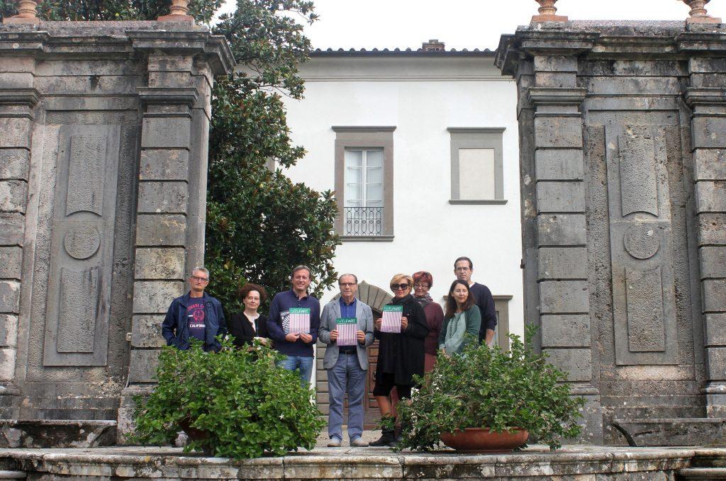 Villa La Magia fa festa con NATURART