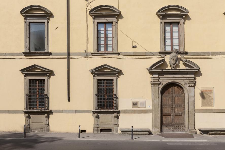 Palazzo Fabroni riapre al pubblico con la mostra  George Tatge | Il Colore del Caso