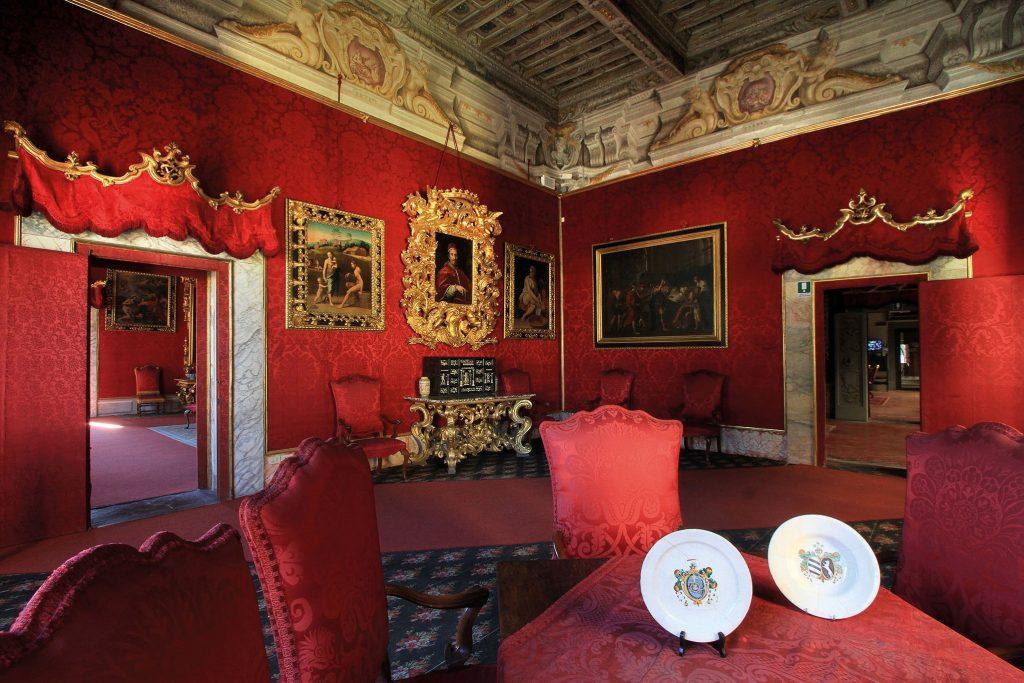 Con NATURART 35 alla scoperta del Museo Clemente Rospigliosi
