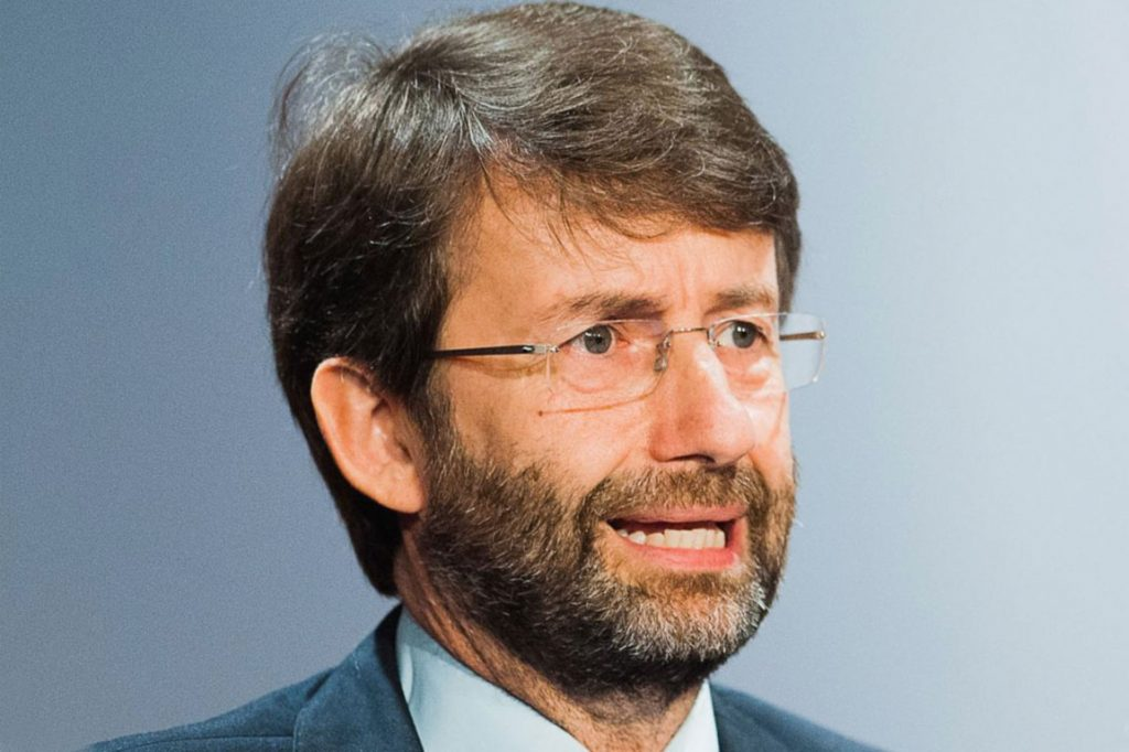 Il Ministro Dario Franceschini sulla storica ferrovia Porrettana