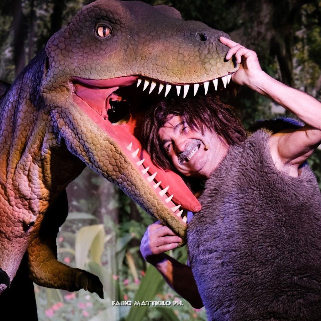 """Ritorna a Pistoia """"Dinosauri VIVI"""""""