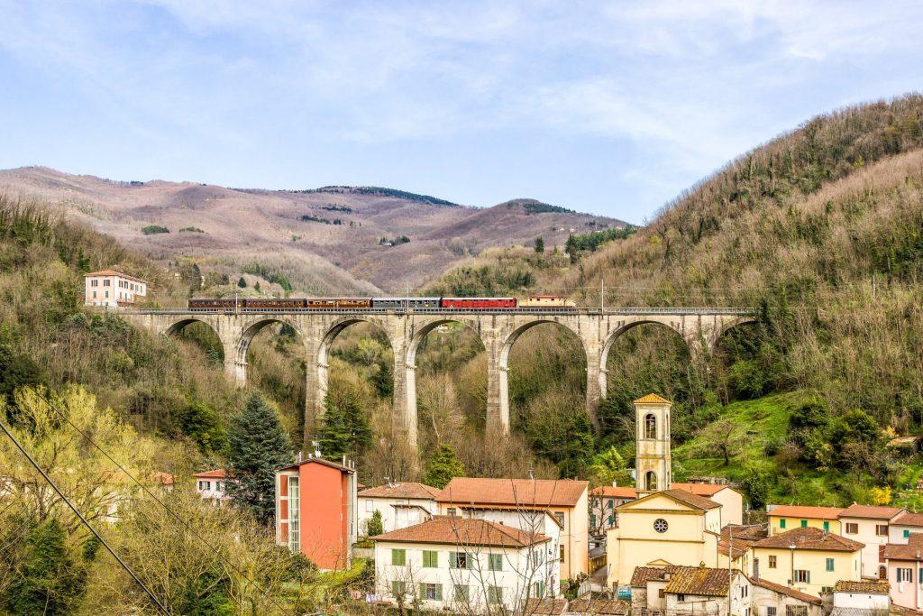 Pistoia e il progetto Porrettana Express protagonisti nell'anno del treno turistico