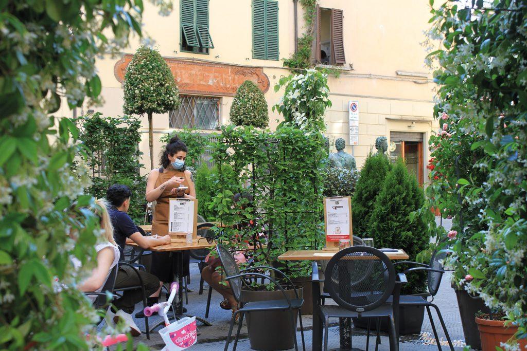 Da Pistoia all'Europa, le città riscoprono il loro cuore verde