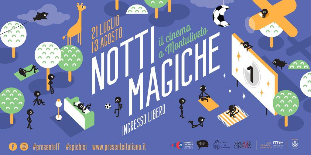 """""""Notti Magiche"""" a Pistoia nell'arena di Montuliveto"""