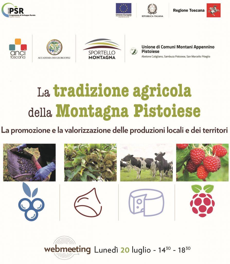 ConosciAmo la Toscana rurale: le eccellenze della Montagna Pistoiese