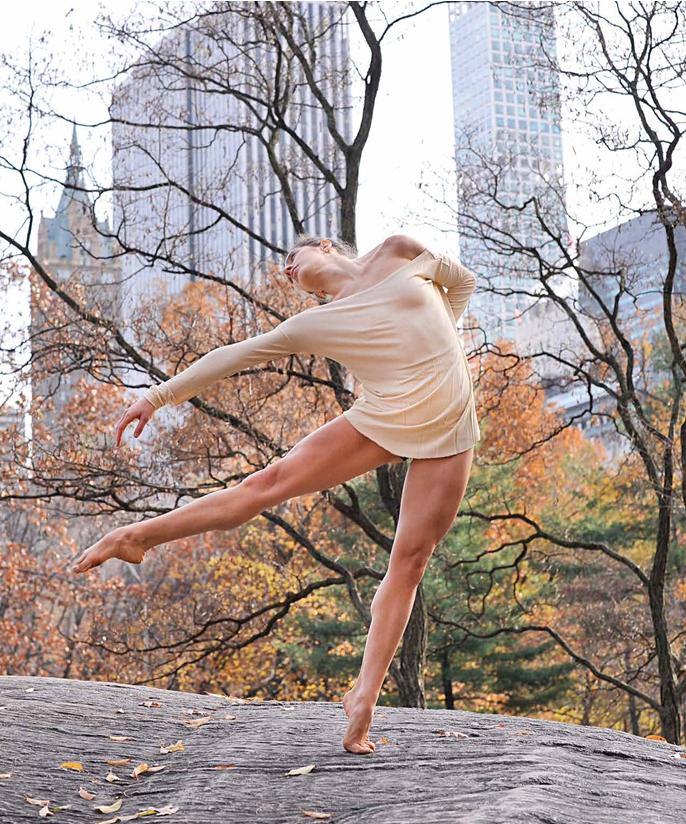 Danzando a New York