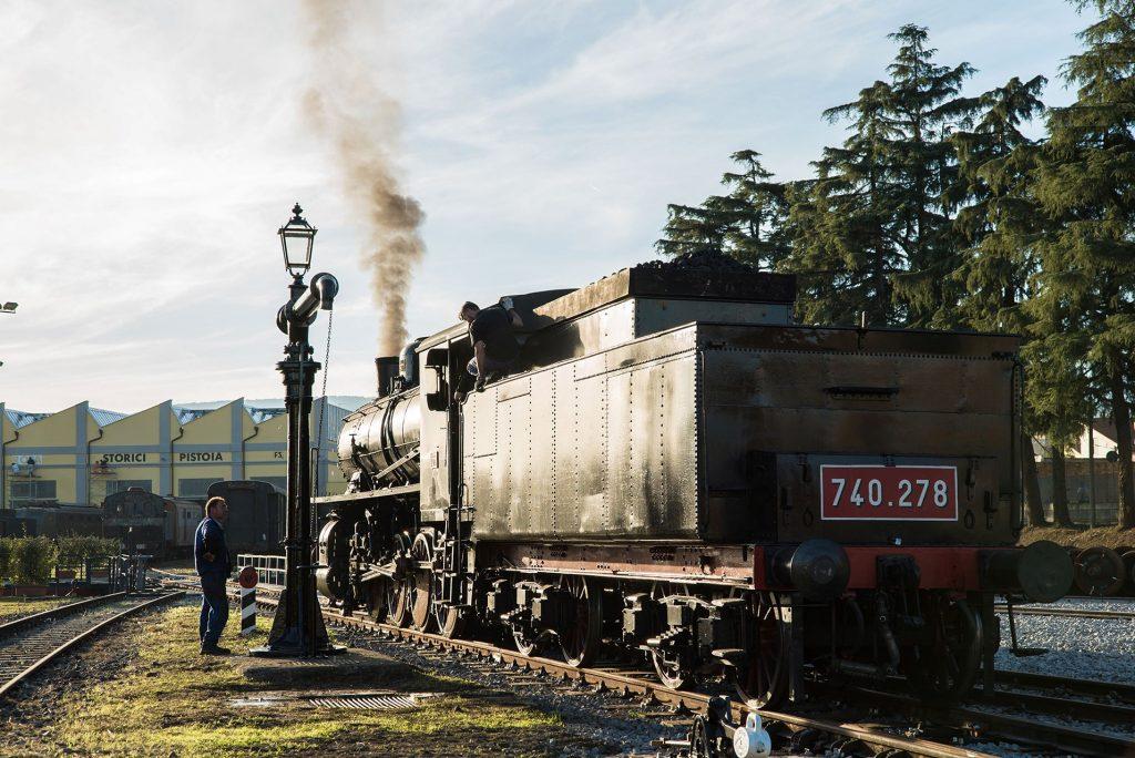 Rimandati a primavera i treni storici di Porrettana Express