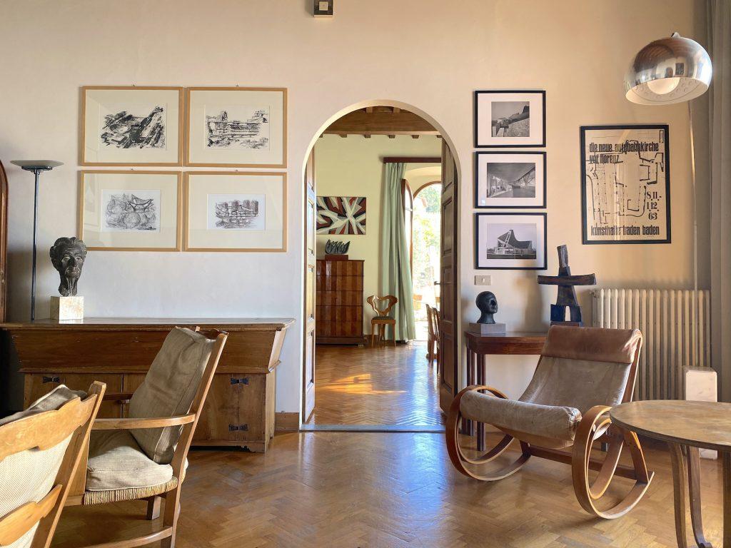 Apre al pubblico la casa-studio di Giovanni Michelucci a Fiesole
