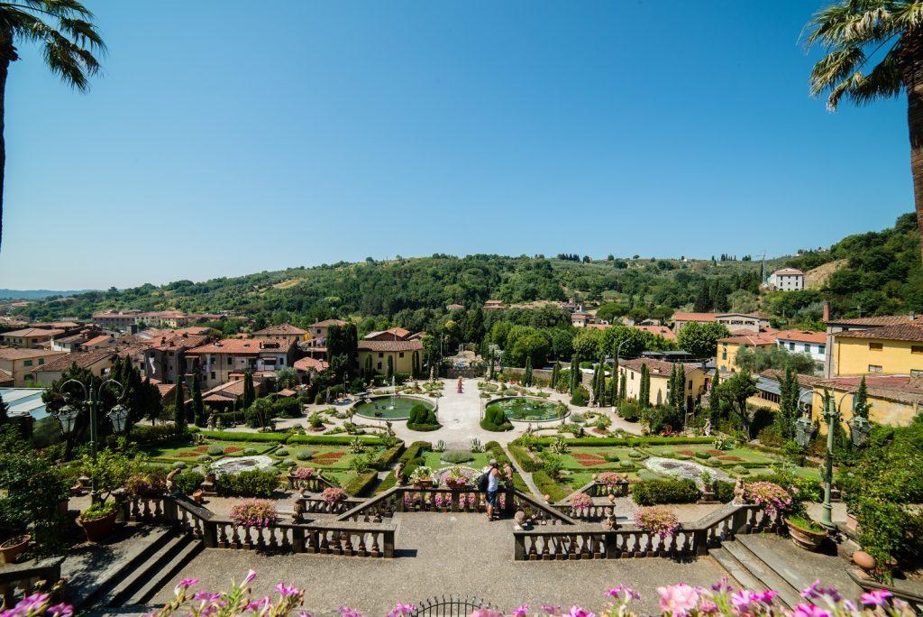 La Strada Europea dei Giardini Storici  entra negli itinerari culturali del Consiglio d'Europa