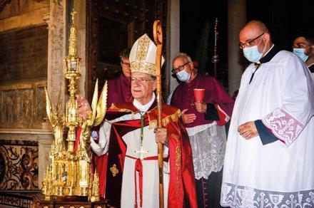 Il Santo Padre proroga l'Anno Santo Iacobeo fino al 25 luglio del 2022
