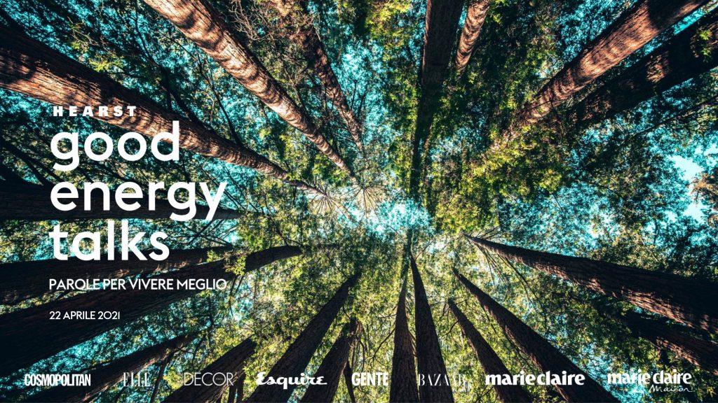Giorgio Tesi Group Green Partner di HEARST GOOD ENERGY TALKS – Parole per vivere meglio