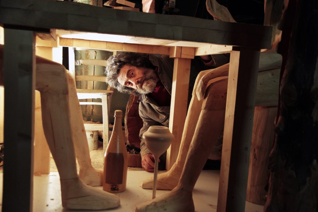 L'Albero di Pinocchio di Pietro Arnoldi in mostra a Collodi