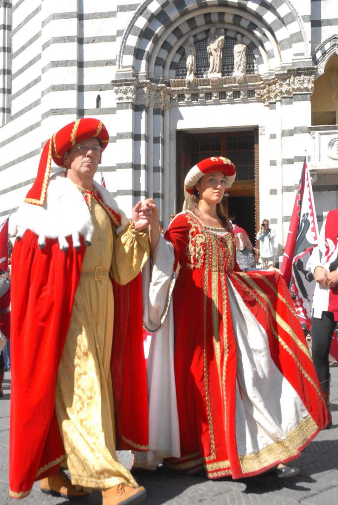 San Jacopo, Pistoia festeggia il Santo Patrono