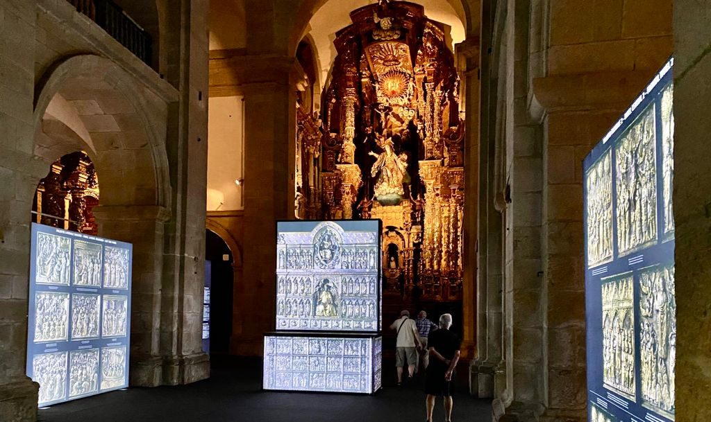 Pistoia protagonista a Santiago di Compostela