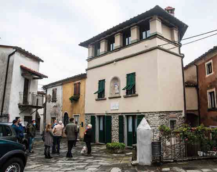 Prima Festa del Parco Letterario Policarpo Petrocchi