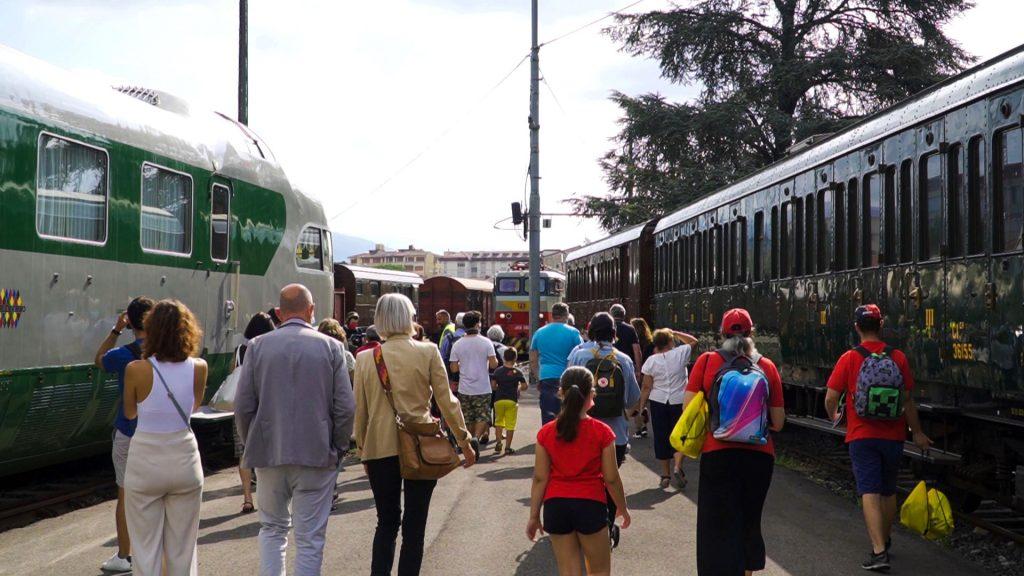 Subito sold out il primo viaggio di Porrettana Express 2021