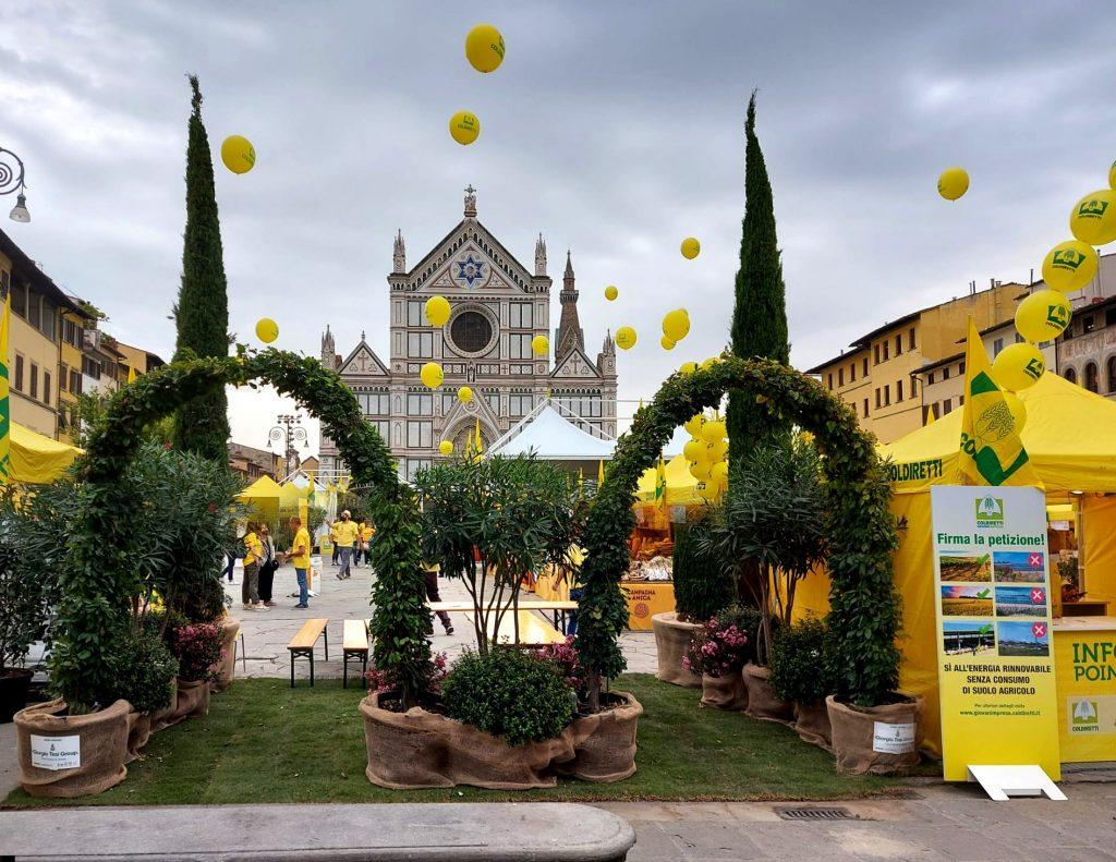 Le piante pistoiesi protagoniste al G20 dell'agricoltura a Firenze